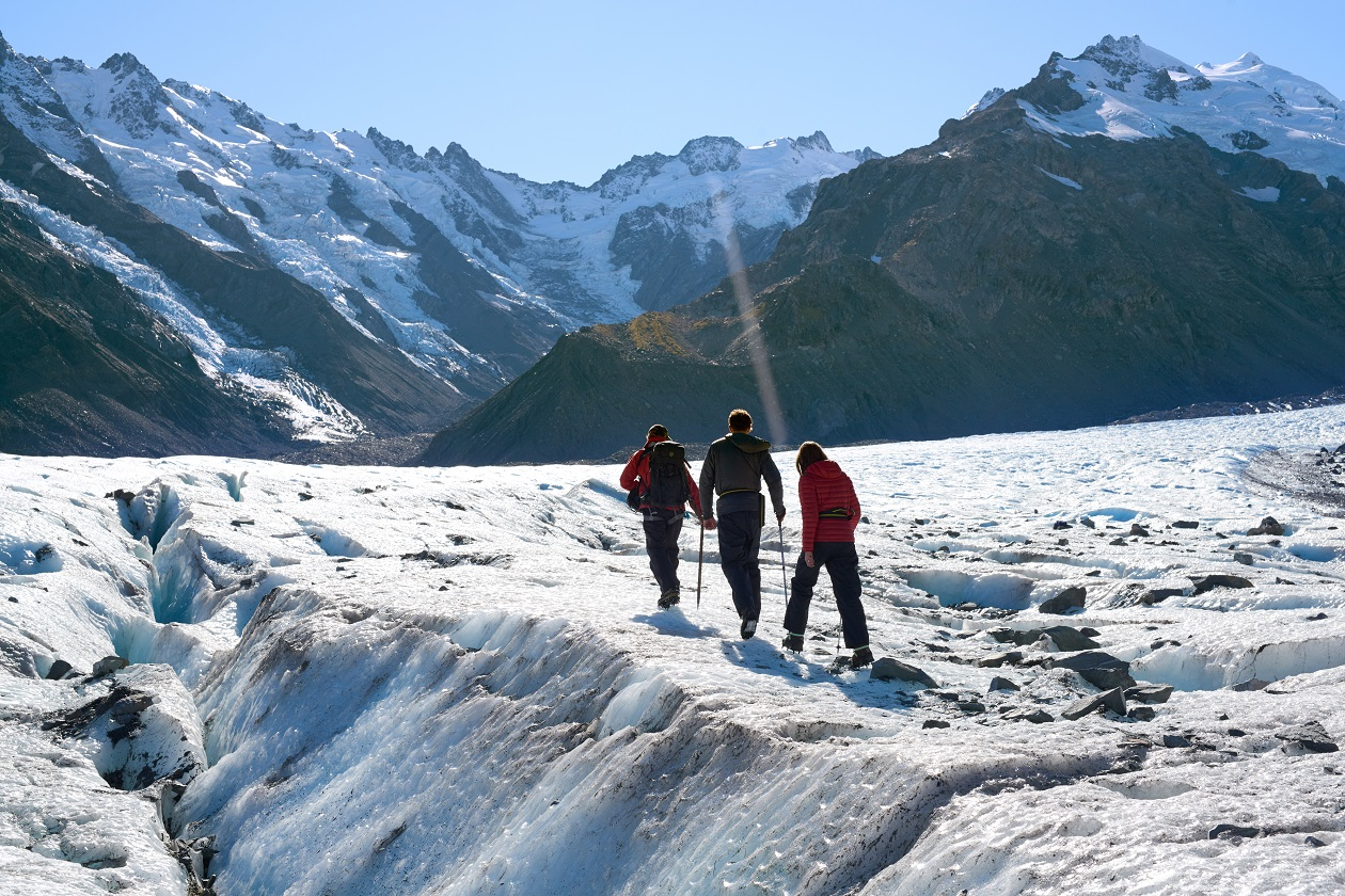 タスマン氷河