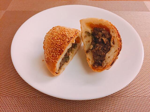 胡椒餅(フージャオビン)