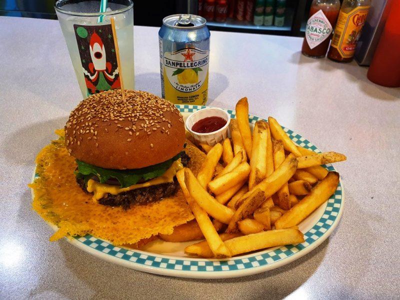 BROOKLYN THE BURGER JOINT ハンバーガー