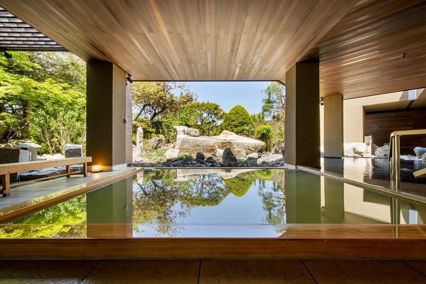 洞爺湖万世閣ホテル レイクサイドテラス 風呂1