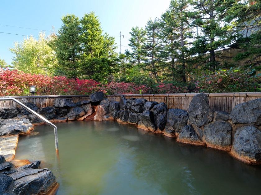 KIKI知床 ナチュラルリゾート 風呂