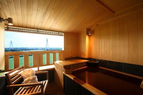 十勝川温泉第一ホテル 風呂1
