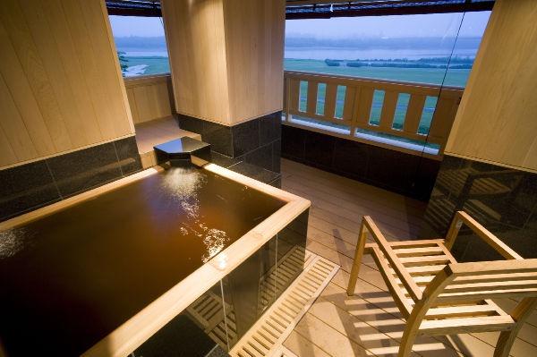 十勝川温泉第一ホテル 風呂2