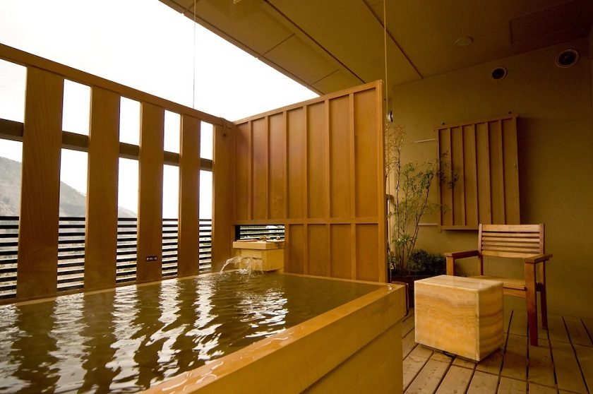 雪月花-露天風呂付き部屋