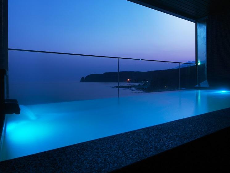北こぶし知床 ホテル&リゾート 風呂1