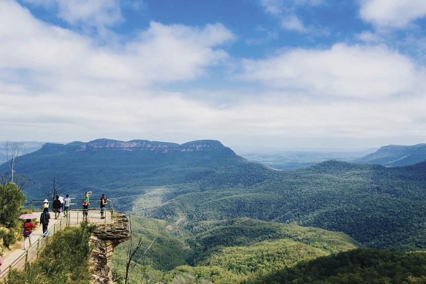 ブルーマウンテンズ国立公園