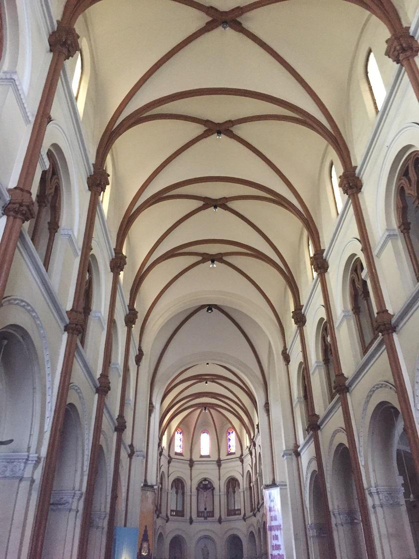 サイゴン大聖堂/コロニアル建築2