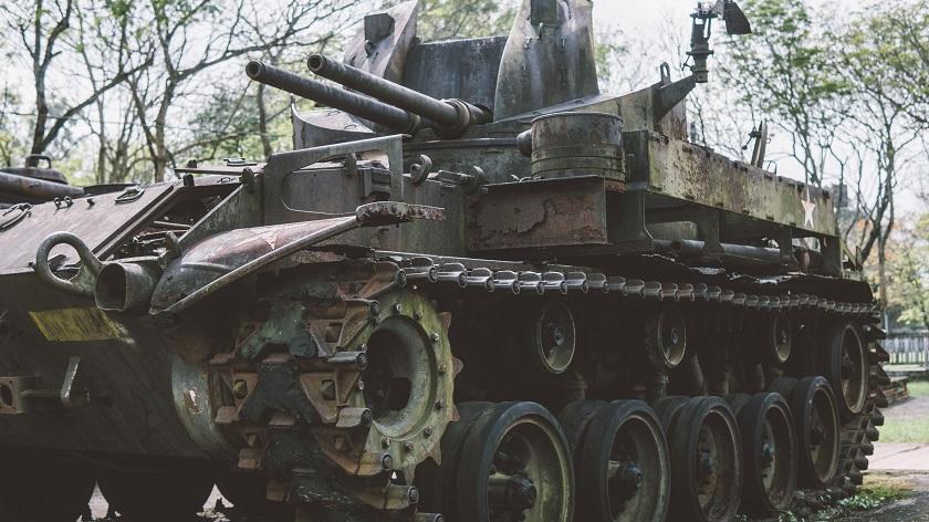 ベトナム戦争証跡博物館/歴史