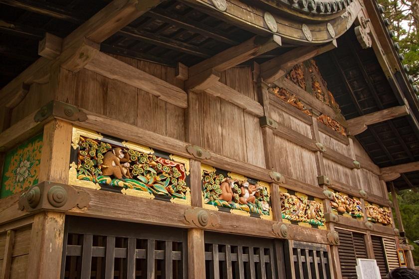 日光東照宮-神厩舎