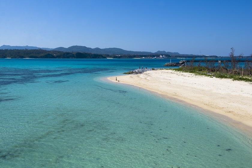 古宇利島ビーチ