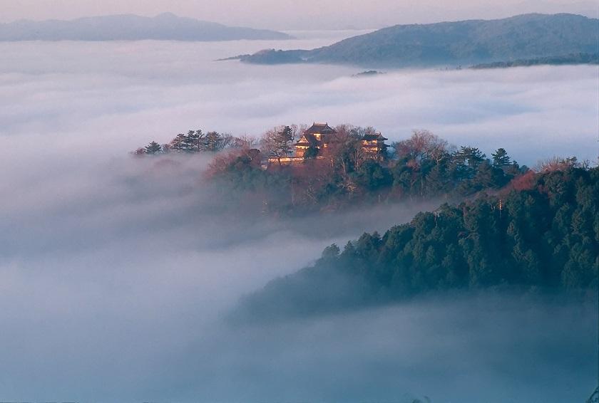 日本の雲海
