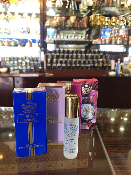 ジャマル カズラロール オンタイプの香水スティック
