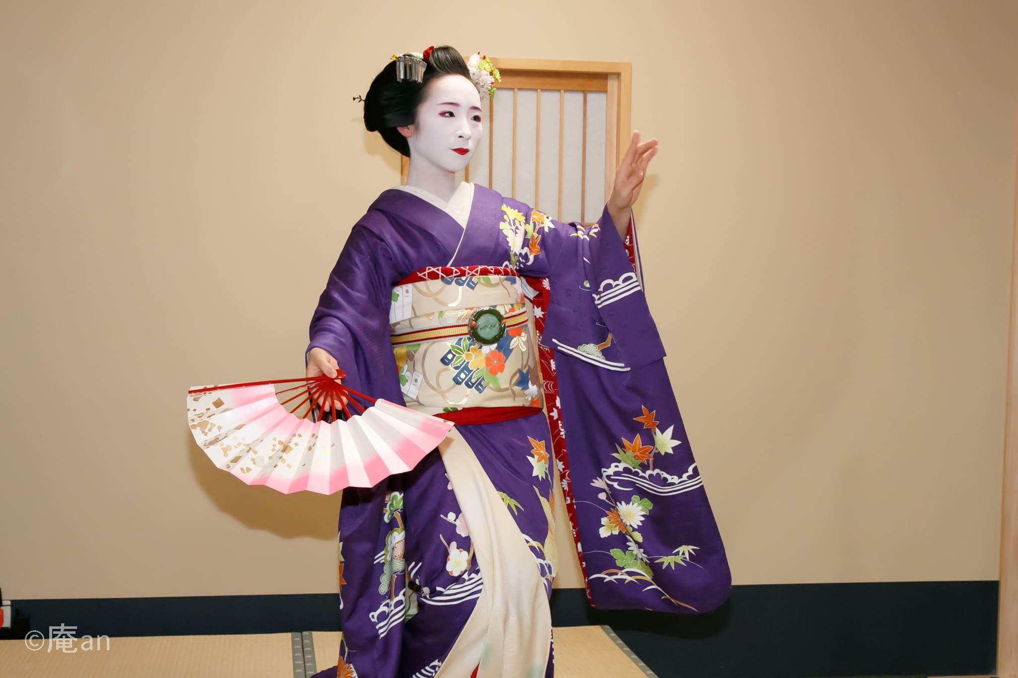 日本文化体験 庵an