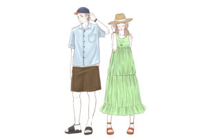 【月別】沖縄の「気温+服装+持ち物」を徹底解説~昼夜の気温差や海水浴OKの時期まで、まとめ~