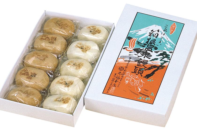 箱根温泉饅頭