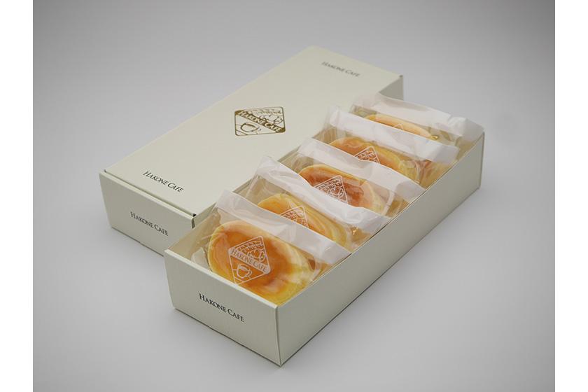箱根スフレチーズケーキ