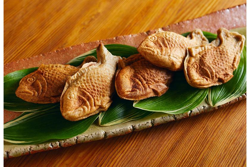 麩嘉-鯛焼き麸