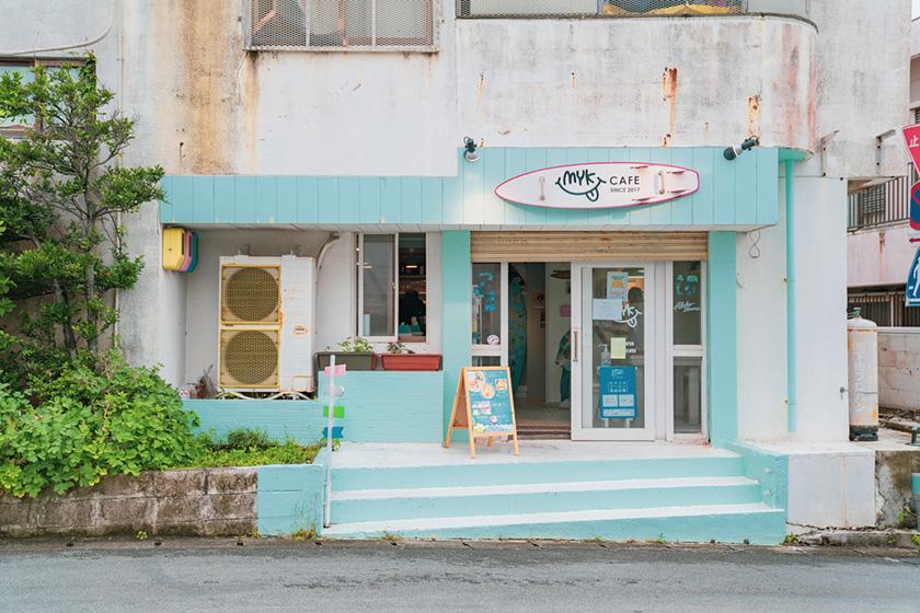 MYKカフェ外観