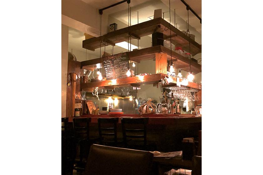 Fish taverna sambo内観