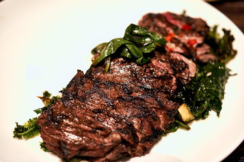 ステーキ【肉料理】