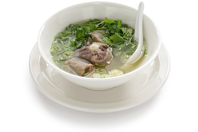オックステールスープ【スープ料理】